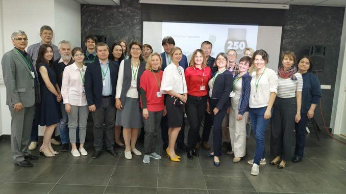 Участники Гумбольдт-коллега в Самаре. Фото: Светлана Творогова